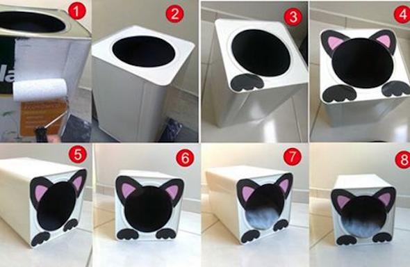 Armario Segunda Mano Tenerife ~ 10 ideias criativas para reciclar latas em casa